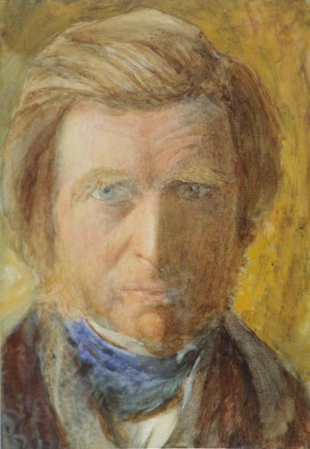 Ruskin_Self_Portrait_with_Blue_Neckcloth