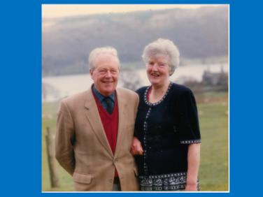 John and Margaret Dawson