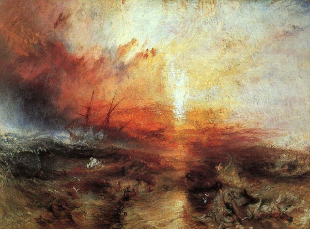 Turner--The Slave Ship
