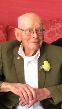 Van Burd at his 100th Birthday--cropped