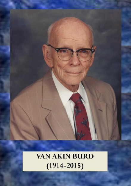 Van's Obituary Picture--Guild of St. George website