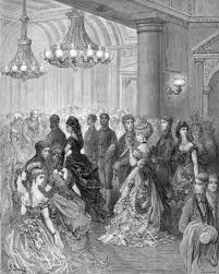 Dore--At the Ball, Mansion House, London