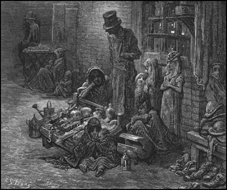Dore--The London Poor
