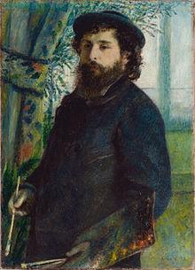Claude Monet: Paul-Auguste Renoir