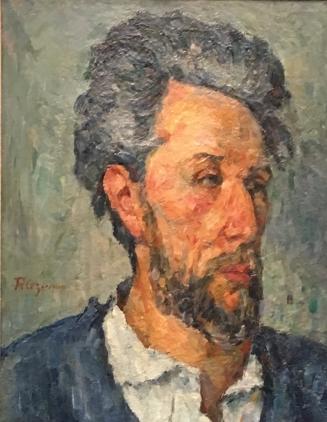 Victor Chocquet: Paul Cezanne