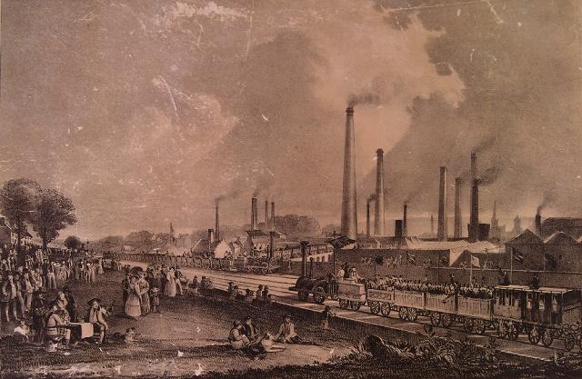 Glasgow 1831 StRollox