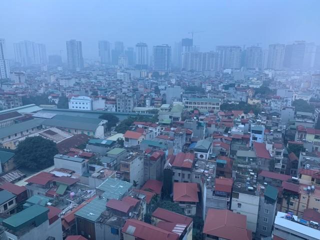 Hanoi Sunrise 24 Nov 18