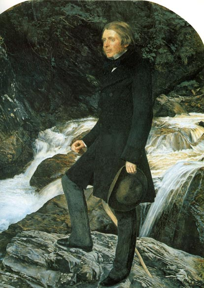 18-Ruskin by Millais