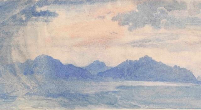 Ruskin--Rain Clouds