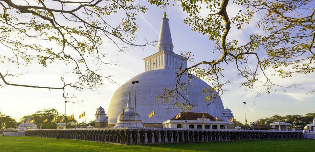 Sri Lanka Lovamahapaga Temple Anuradhapura