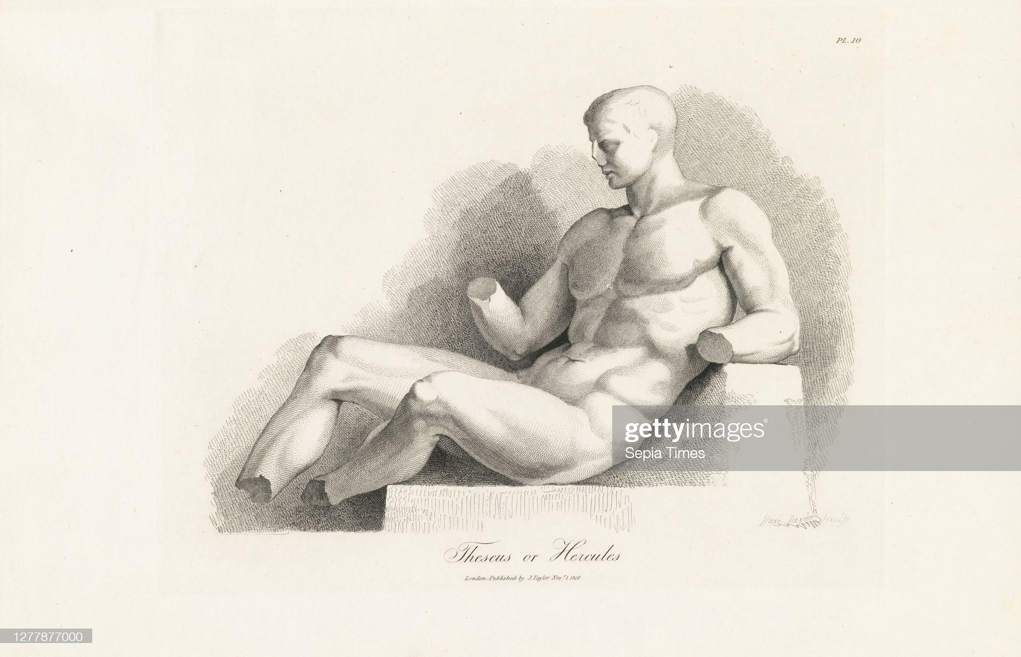 gettyimages-Theseus (Hersles) Elgin Marbles